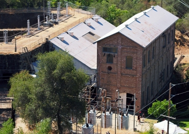 Upper Powerhouse